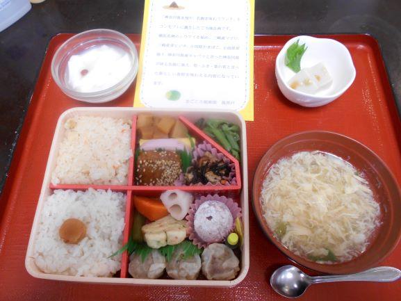 画像5: まごころ俱楽部高井戸の昼食イベント「和・洋・中」