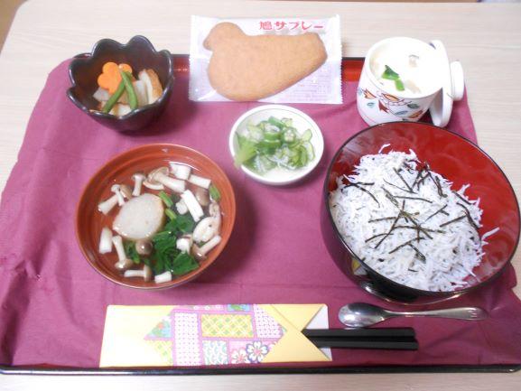 画像1: お取り寄せ企画「鎌倉編」 名物しらす丼セットと鳩サブレ