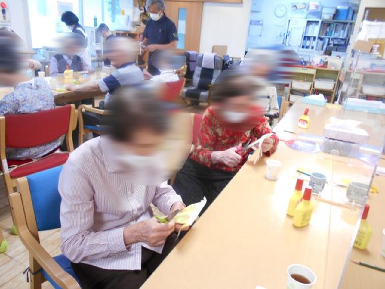 画像5: まごころ俱楽部高井戸「季節の工作」