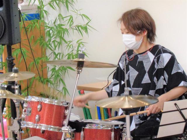 画像: ドラム教室