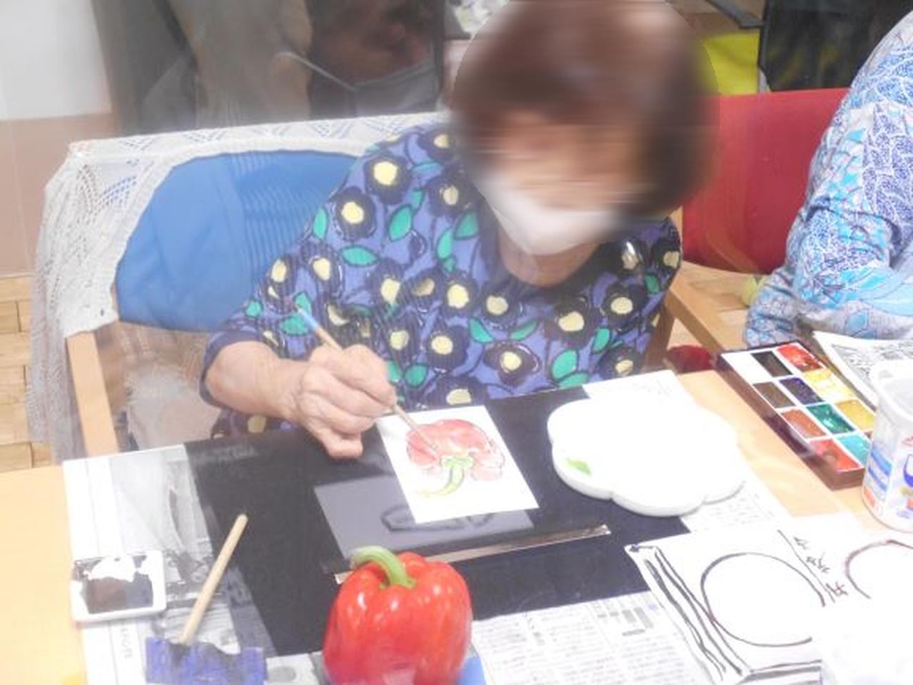 画像5: 「絵手紙教室」テーマ:暑中見舞い