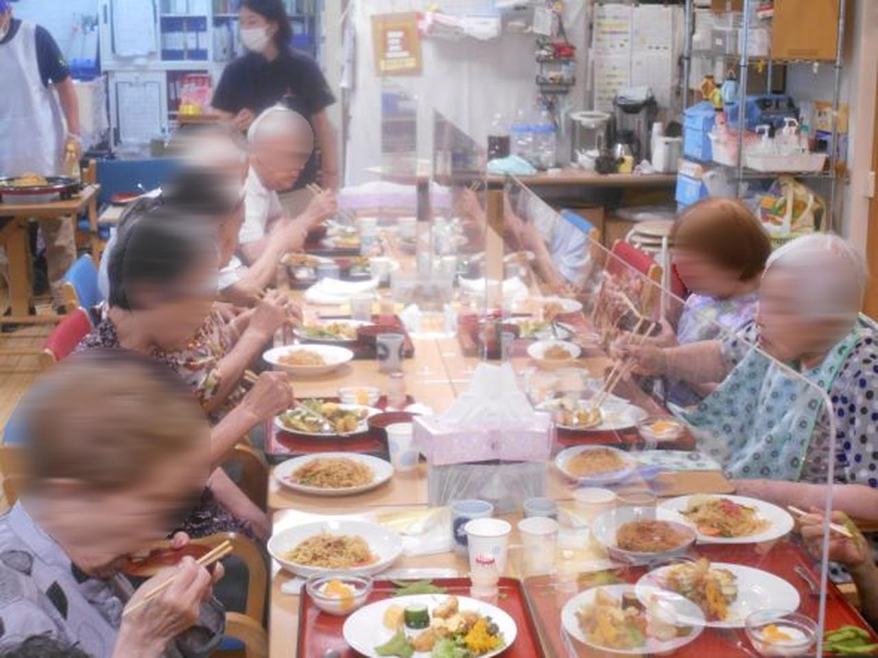 画像4: まごころ倶楽部高井戸「夏祭り」始まります。