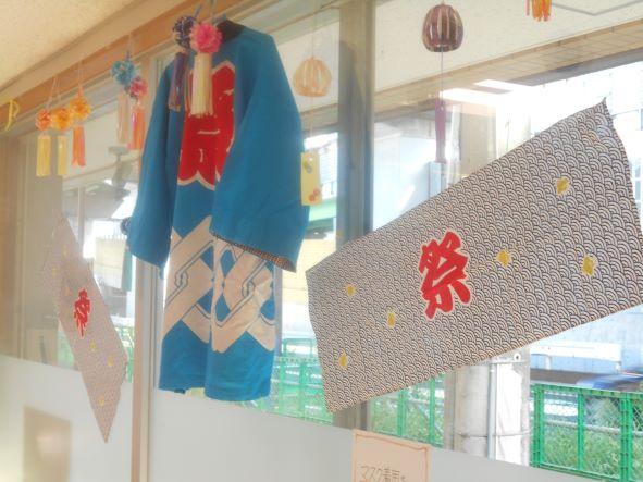 画像1: まごころ倶楽部高井戸「夏祭り」始まります。