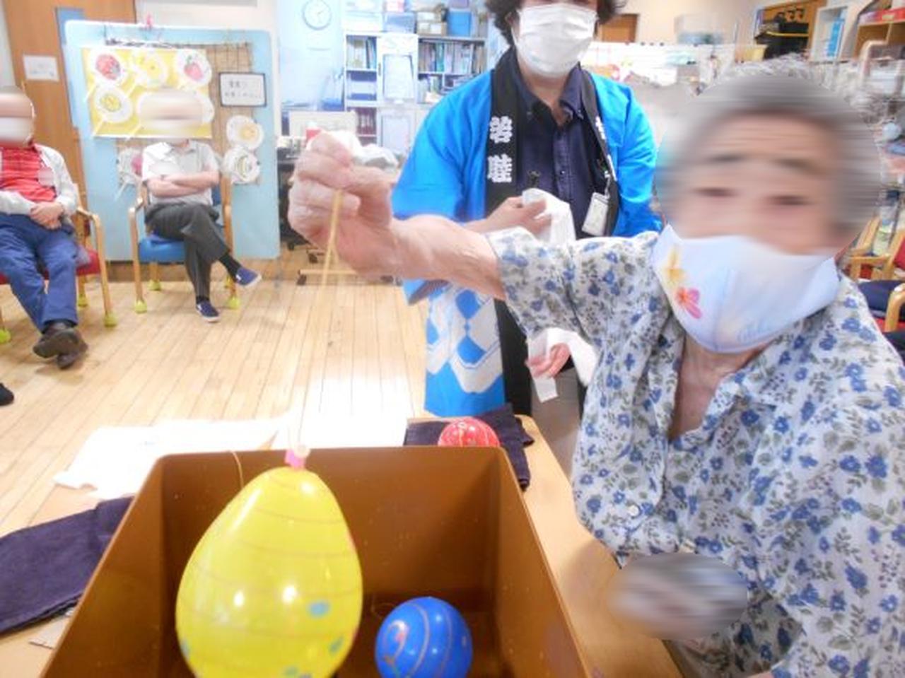 画像7: まごころ倶楽部高井戸「夏祭り」始まります。