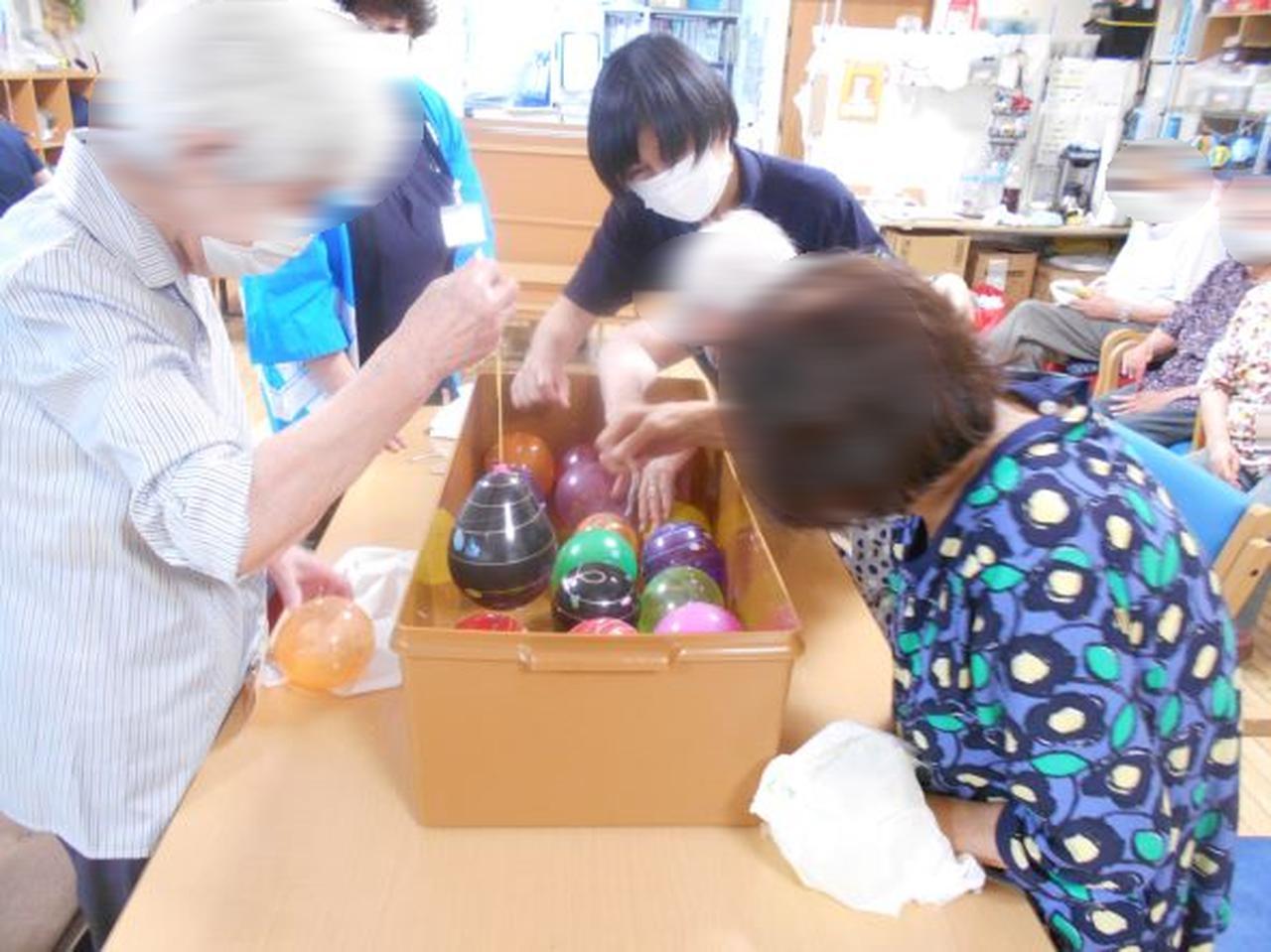 画像6: まごころ倶楽部高井戸「夏祭り」始まります。