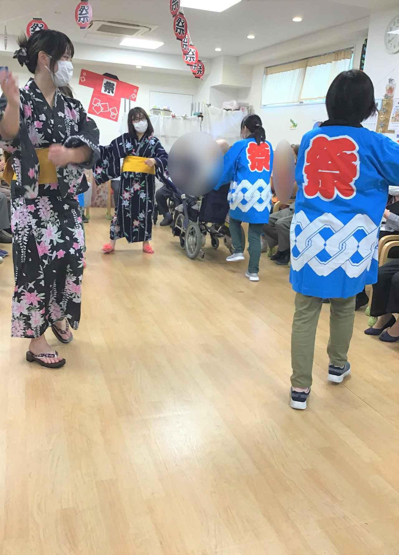 画像1: 盆踊り