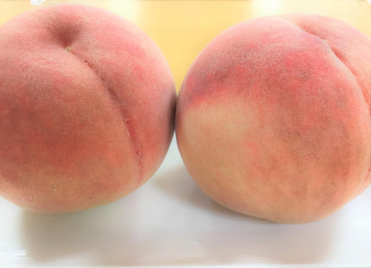画像1: 8月おとりよせの『桃』福島県