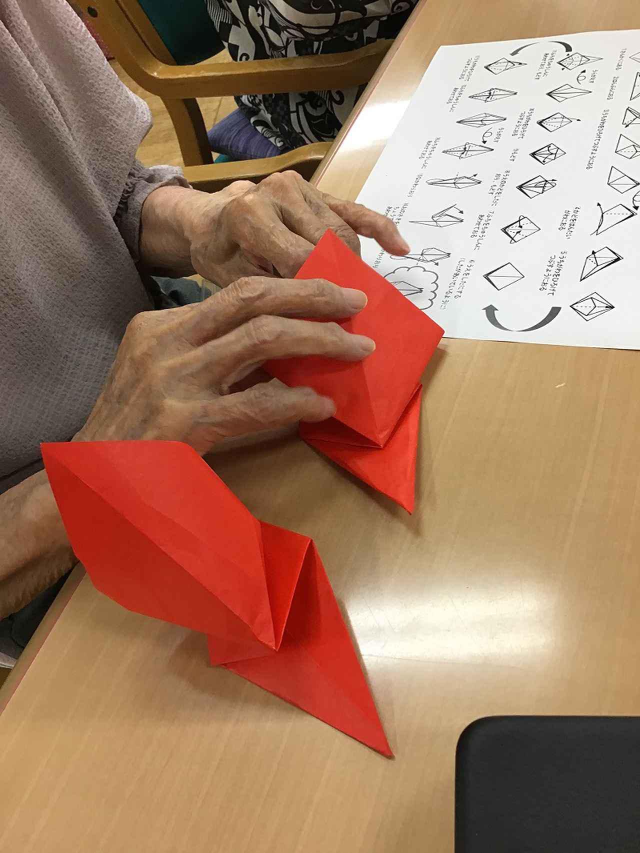 画像3: 「折り鶴プロジェクト」に参加しました