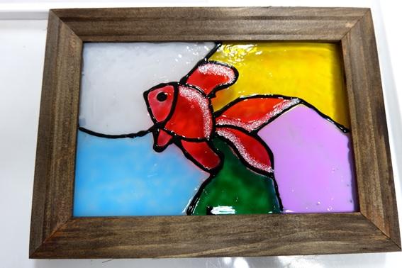 画像5: 手工芸「ステンドグラス」