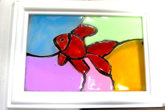 画像4: 手工芸「ステンドグラス」