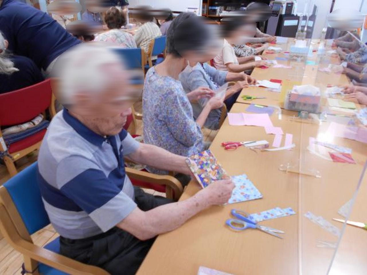 画像2: 高井戸コレクション 手工芸「ちりめんカードケース」