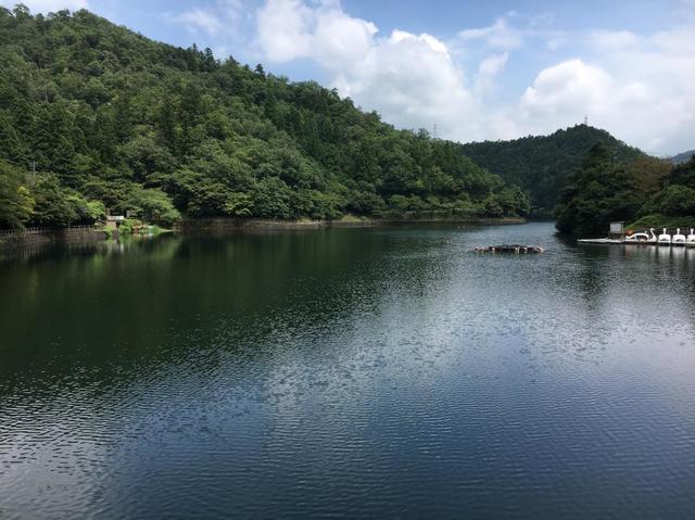 画像: ツーリングスポットのご紹介♪【伊自良湖】