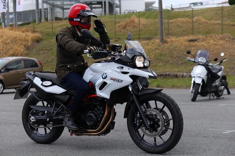 画像: 第2回JAIA二輪試乗会 BMW F700GS| BICLE MAGAZINE