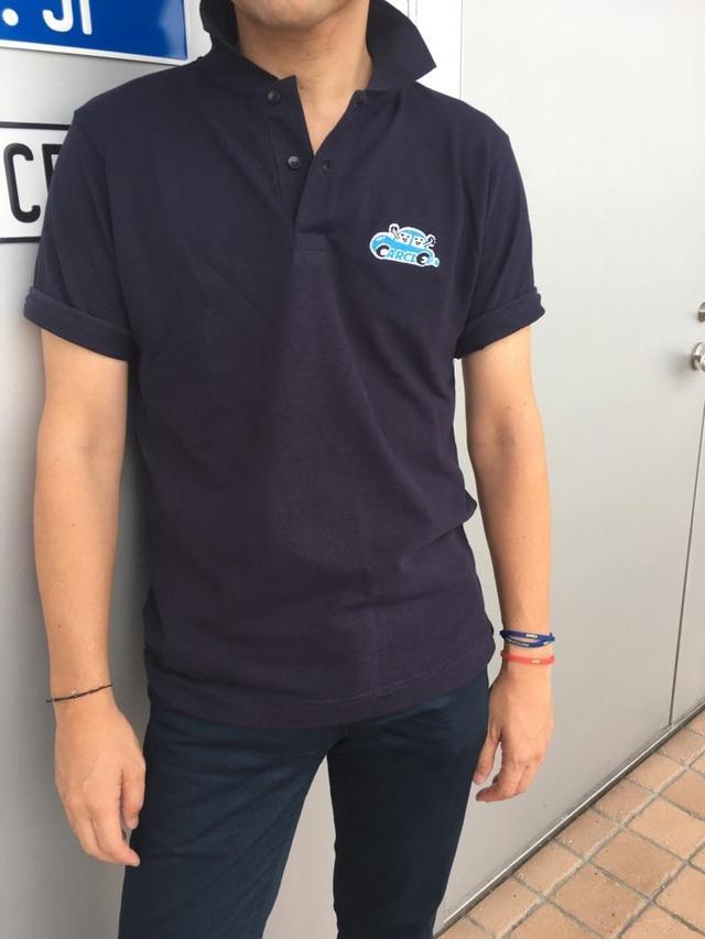 画像: カーくるポロシャツが完成しました!