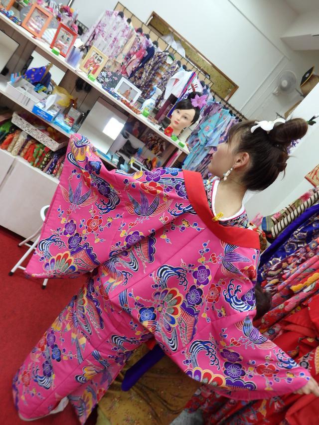 画像: 女子旅・カップルにオススメ! 琉球衣装体験 で大変身♪-沖縄旅行激安予約サイトの沖縄旅予約ドットコム