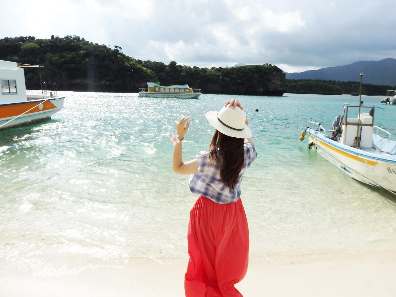 画像: 世界に誇る石垣島の絶景スポット『 川平湾 』-沖縄旅行激安予約サイトの沖縄旅予約ドットコム