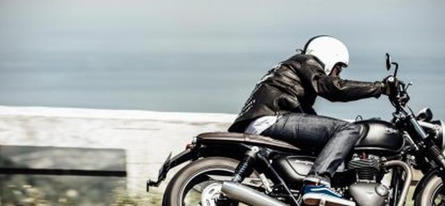 画像: Street Scrambler | Triumph Motorcycles