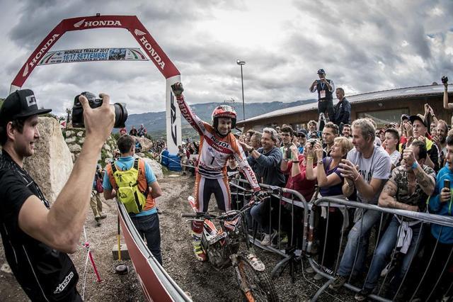 画像: 【トライアル世界選手権2017 イタリアGP】トニ・ボウが勝利でシーズンを締めくくる