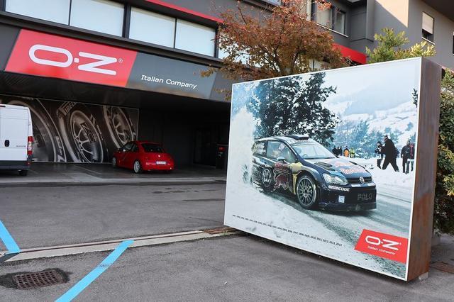 画像: OZ Racing イタリア取材 第2部 本社訪問|CARCLE MAGAZINE