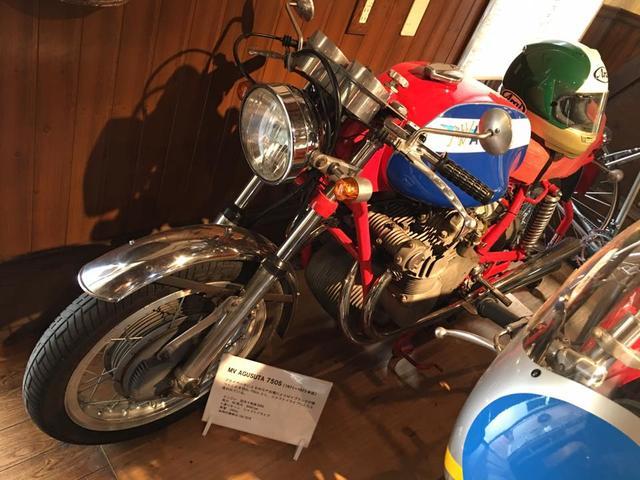 画像1: 歴史を刻んだ貴重なバイクの数々