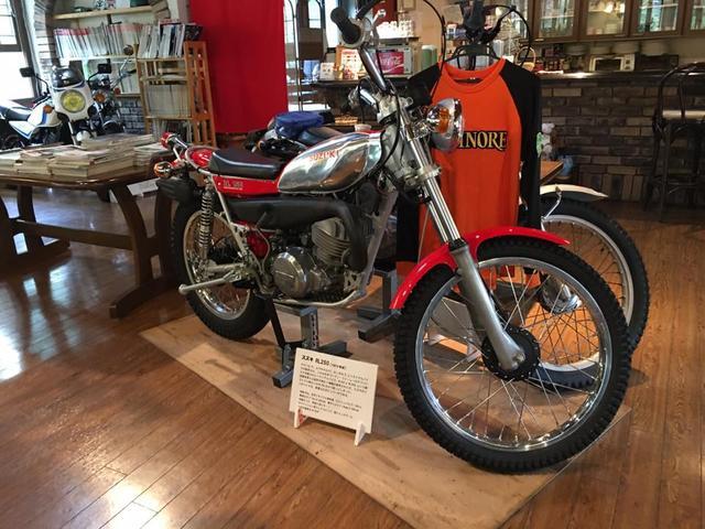 画像2: 歴史を刻んだ貴重なバイクの数々