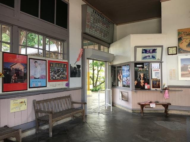 画像5: 旧名鉄美濃駅 ★岐阜県美濃市