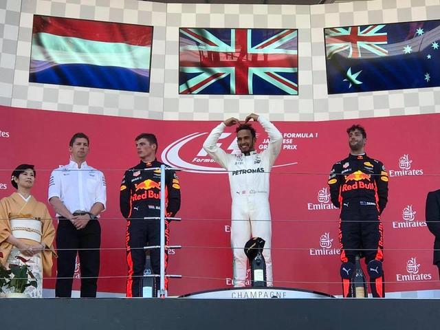 画像: F1日本グランプリ~決勝当日のパドック~|イベントレポート