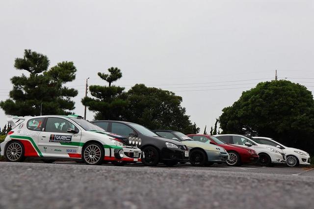 画像: OZ Club オフ in カーくる新舞子サンデーが開催されました。|OZ Racing OZ Club Meeting 2017