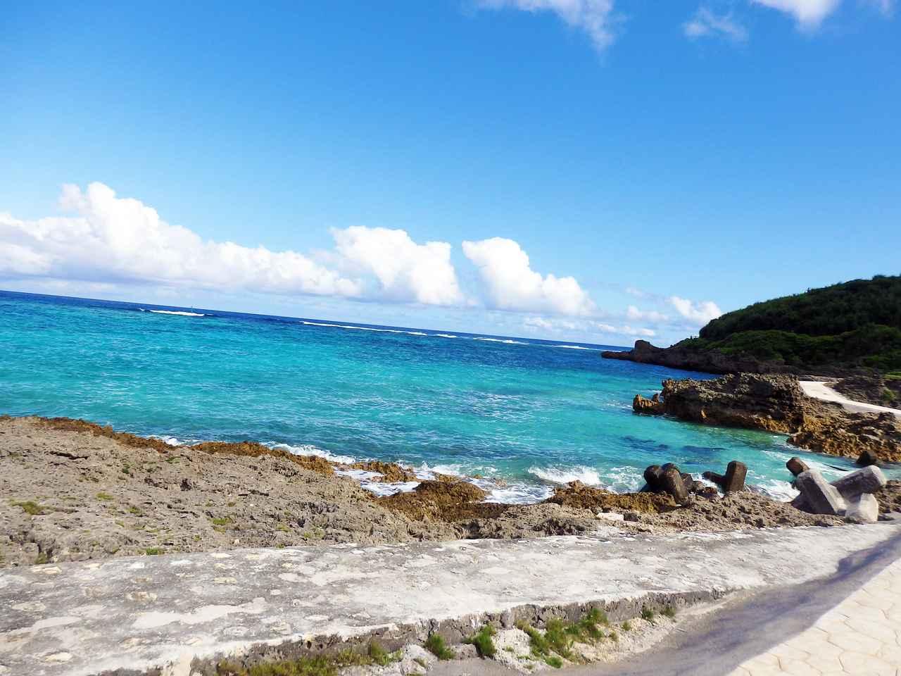 画像: 宮古島の個性派ビーチ『 イムギャーマリンガーデン 』-沖縄旅行激安予約サイトの沖縄旅予約ドットコム