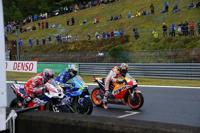 画像: MotoGP日本グランプリ!コース間近の大迫力観戦| BICLE MAGAZINE