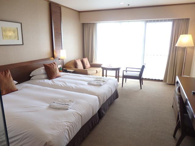 画像: 宮古島東急ホテル&リゾーツ *海を眺めながらゆったり過ごすゲストルーム-沖縄旅行激安予約サイトの沖縄旅予約ドットコム