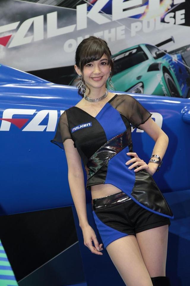 画像: 東京モーターショー2017 開幕! ショーを彩る華
