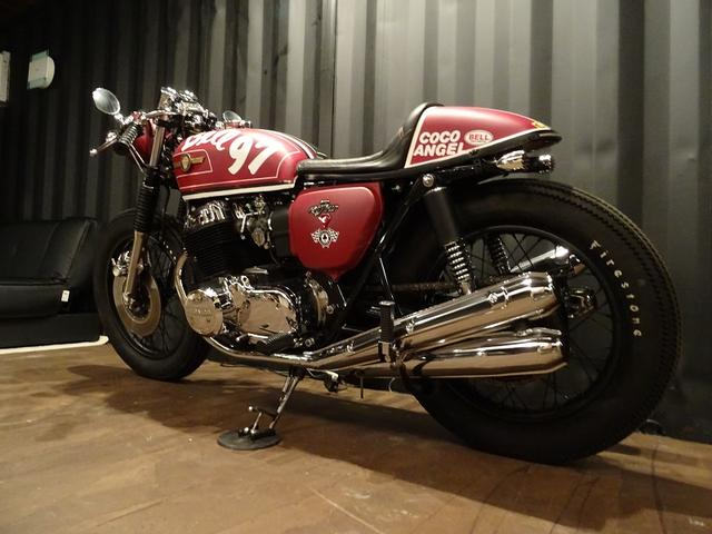 画像3: CB750 Four Cafe Racer