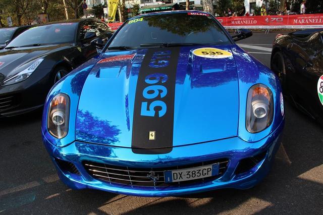 画像5: 500台のフェラーリ in Milano