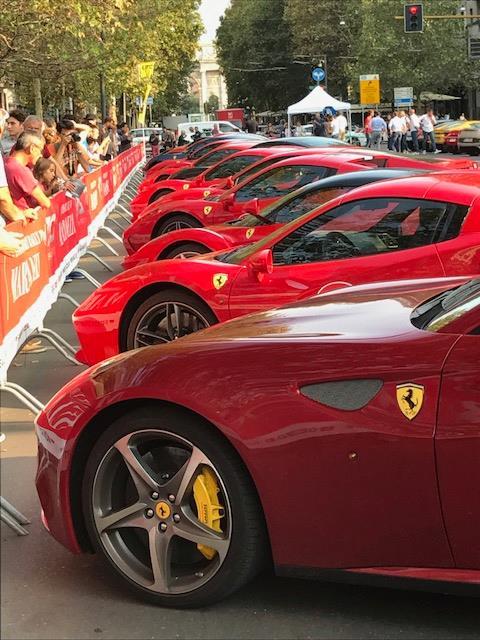 画像12: 1947年生まれのフェラーリ社は今年で丁度70歳! 70周年ということで全世界各地でイヴェントが開催されている。