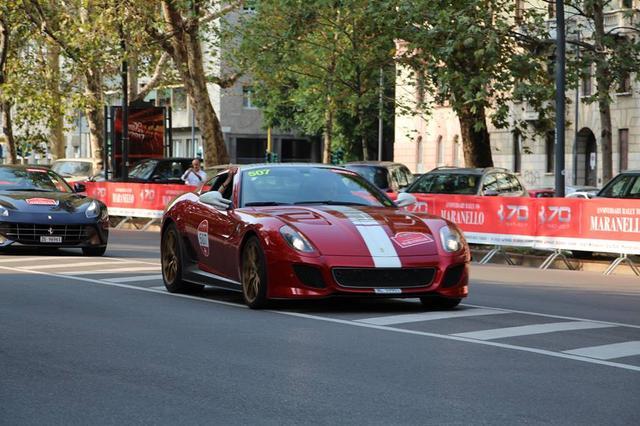 画像3: 500台のフェラーリ in Milano