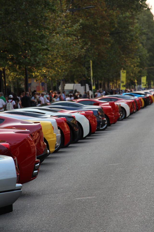 画像8: 1947年生まれのフェラーリ社は今年で丁度70歳! 70周年ということで全世界各地でイヴェントが開催されている。