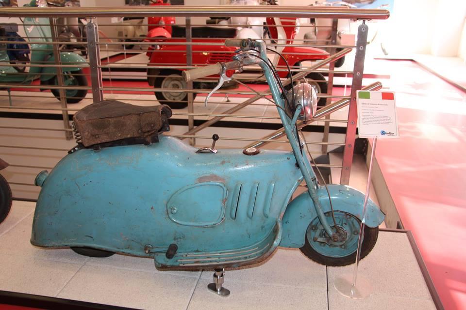 画像11: 情熱から生まれたスクーターミュージアム