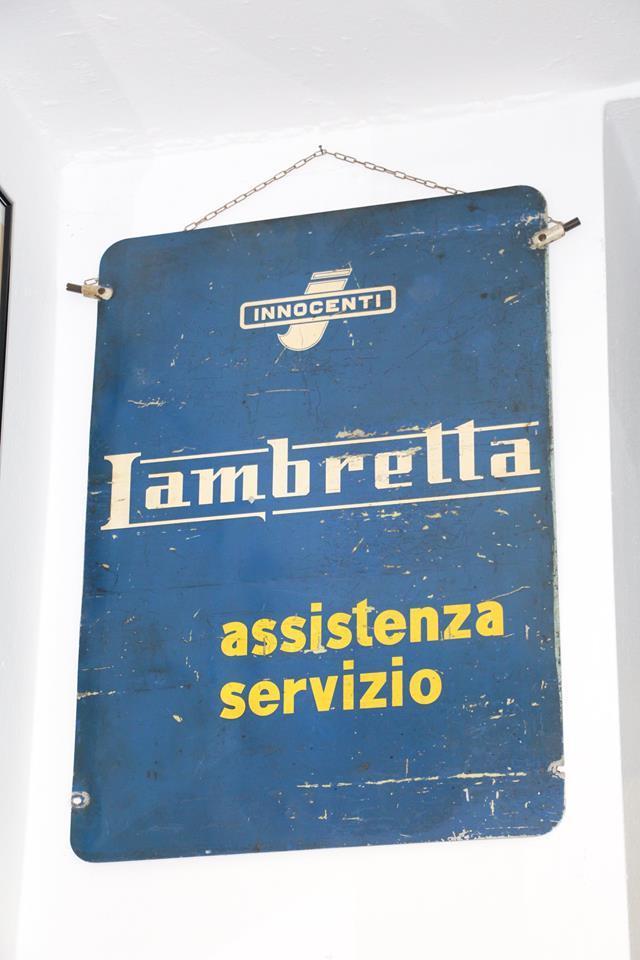 画像11: ミラノの郊外にあるスクーターミュージアム MUSEO SCOOTER&LAMBRETTA