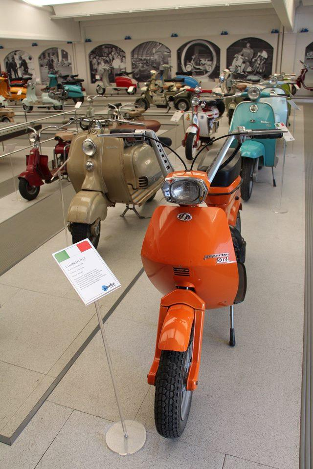 画像5: ミラノの郊外にあるスクーターミュージアム MUSEO SCOOTER&LAMBRETTA
