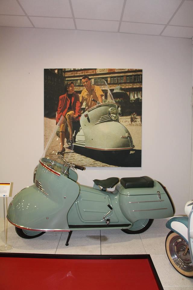 画像9: ミラノの郊外にあるスクーターミュージアム MUSEO SCOOTER&LAMBRETTA