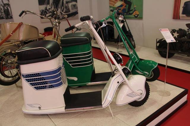 画像6: 情熱から生まれたスクーターミュージアム