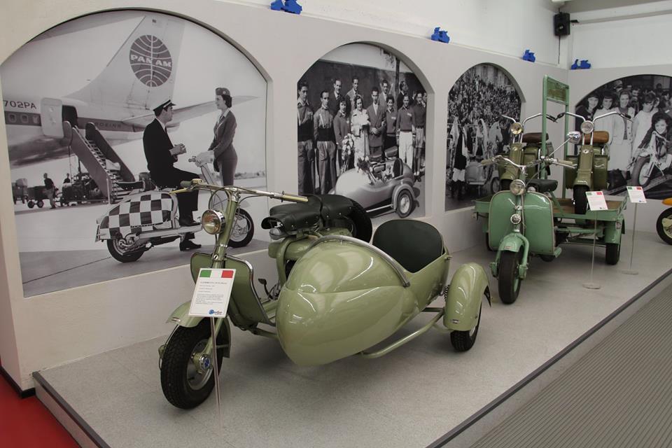 画像2: ミラノの郊外にあるスクーターミュージアム MUSEO SCOOTER&LAMBRETTA
