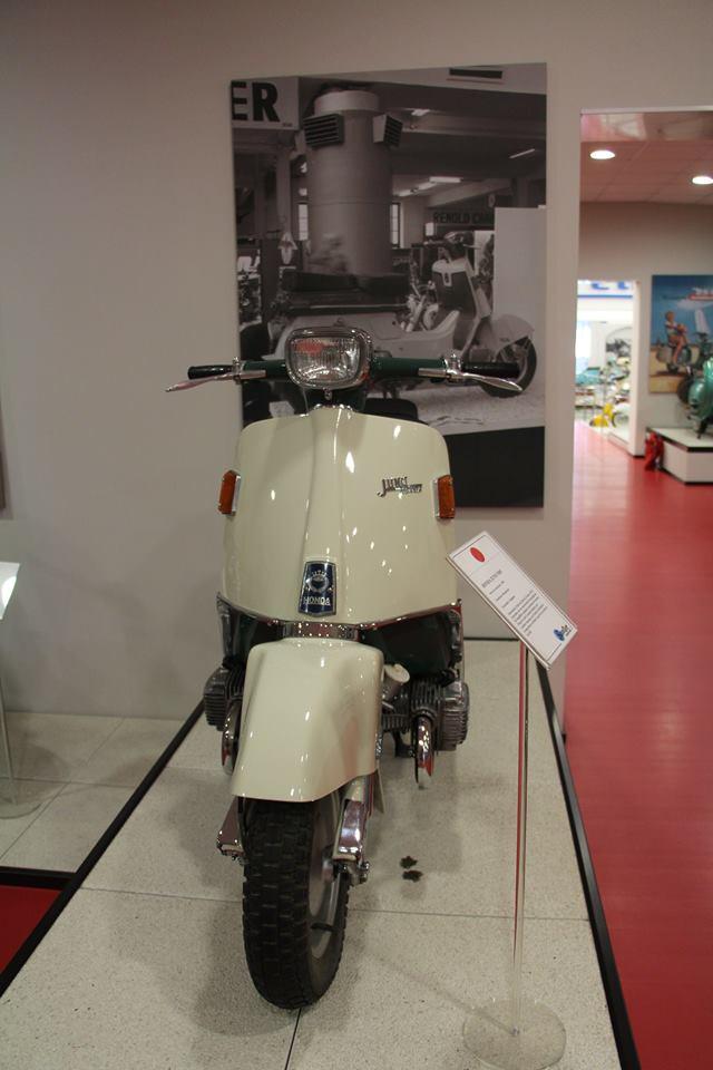 画像12: ミラノの郊外にあるスクーターミュージアム MUSEO SCOOTER&LAMBRETTA