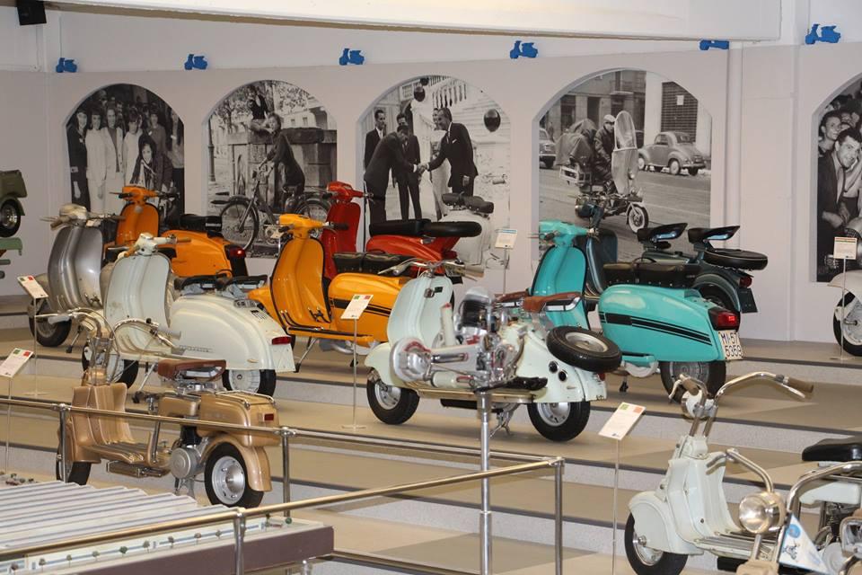 画像2: 情熱から生まれたスクーターミュージアム
