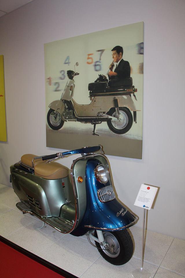 画像19: ミラノの郊外にあるスクーターミュージアム MUSEO SCOOTER&LAMBRETTA