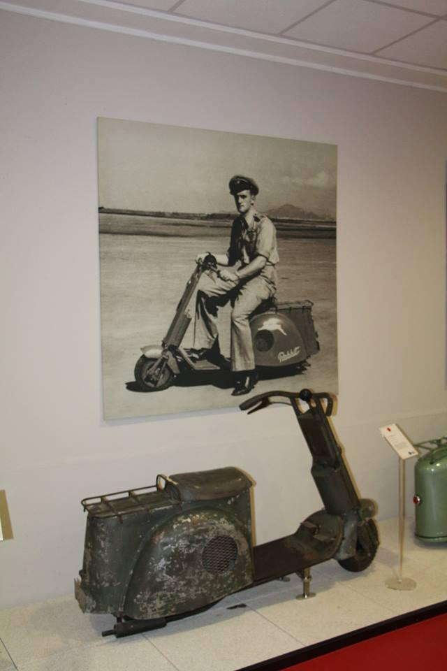 画像21: ミラノの郊外にあるスクーターミュージアム MUSEO SCOOTER&LAMBRETTA