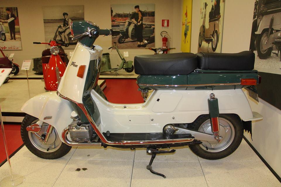 画像15: ミラノの郊外にあるスクーターミュージアム MUSEO SCOOTER&LAMBRETTA