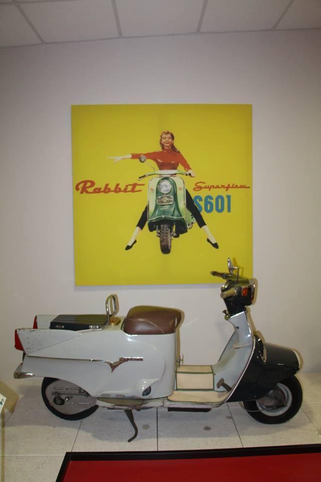 画像18: ミラノの郊外にあるスクーターミュージアム MUSEO SCOOTER&LAMBRETTA