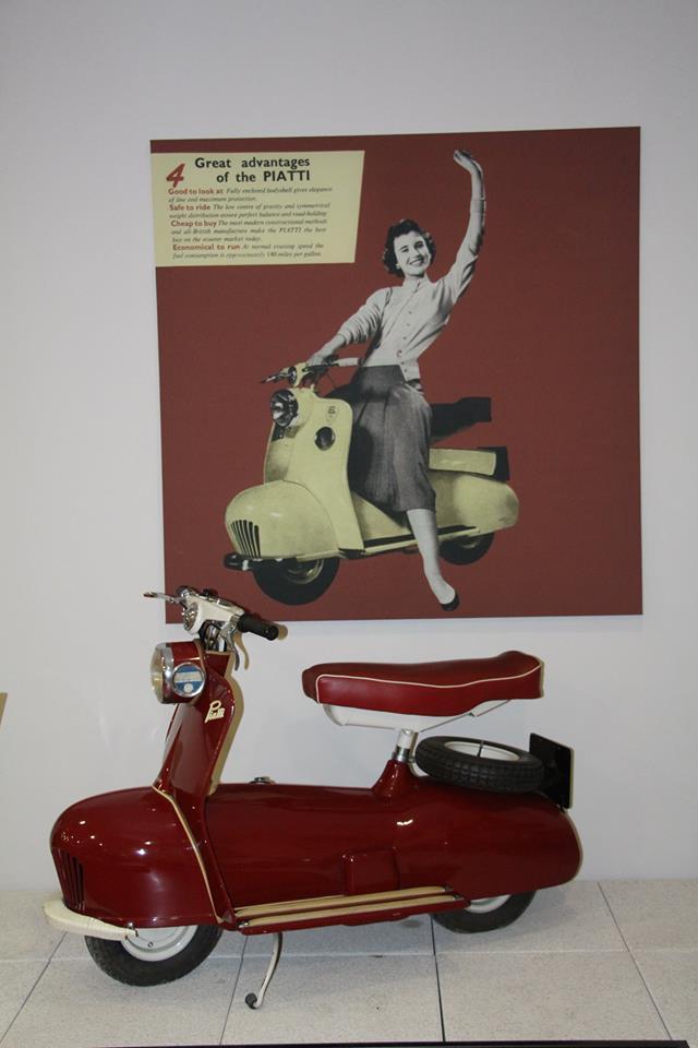 画像6: ミラノの郊外にあるスクーターミュージアム MUSEO SCOOTER&LAMBRETTA